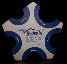 Condom Catheter SIZE TEMPLATE Determine what the correct size catheter needed