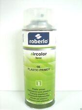 AGGRAPPANTE PRIMER ROBERLO  SPRAY  PER PLASTICHE  PARAURT FASCIONI CARENE ML400