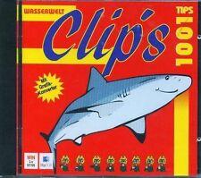 Wasserwelt Clips (PC/Mac, Jewelcase, 1997) Neuware