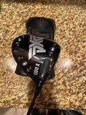 Pxg Gen 2 0811x 9 Degree Driver Project X Black Prototype 65g X Stiff New