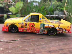 Kevin Harvick #6 Looney Tunes Back in Action Taz 2003 Chevy Silverado Race Truck