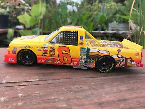 Kevin Harvick #6 Looney Tunes Back in Action Taz 2003 Chevy Silverado Race Truck