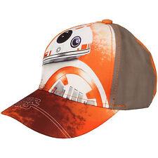 Disney Star Wars Bb8 Orange/beige Hat Cm308 52cm