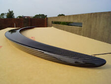 Carbon Rear Trunk Spoiler for Mercedes W117 A Type CLA180 CLA250 4D 2013-2015