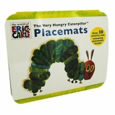 Alligator Books Very Hungry Caterpillar Placemat Activity Colouring Book