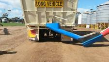 Truck Rear Grain Chute Silo Hopper Package