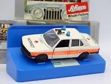 Schuco 1/43 - BMW 520 E12 Notarztwagen Ambulance B