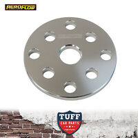 """Aeroflow Gilmer Pulley Water Pump Spacer 6mm 1/4"""" for Holden V8 253 304 308"""