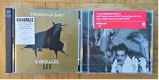"GONZALES = ""Z"" & Presidential Suite =3CD= ELECTRO SYNTH POP DOWNTEMPO SOUNDS !!"