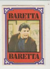 Monty Gum trading card 1978 TV Series: Baretta #19