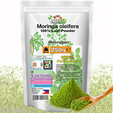 250g 100% Dried Moringa Leaf Powder, Malunggay - NO FILLERS - FREE SHIPPING (P)
