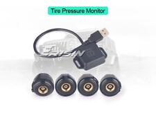 TPMS Sensori e modulo controllo pressione pneumatici USB per Autoradio Android