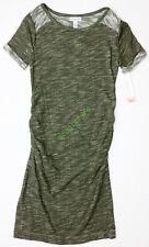 New Women's Maternity Clothes Cotton Dress Liz Lange NWT Size XXL