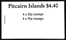 1990 PITCAIRN ISLAND SHIPS BOOKLET FINE MINT MNH COMPLETE & INTACT