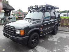 2000 LAND ROVER DISCOVERY TD5 4x4 OFF ROAD CAMPER EXPEDITION VEHICLE
