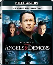 Angels & Demons (and)(4K Ultra HD)(UHD)(Atmos)