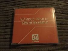 Wamdue project - King of my castle cd