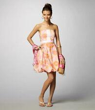 Lilly Pulitzer Originals NWT Regency Bubble Dress - Womens 8