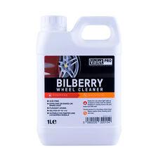 Valet Pro Bilberry Wheel Cleaner - 1 Litre Valeting, Detailing