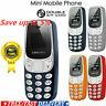 L8STAR BM10 Pocket Tiny Mini Mobile Cell Phone Keypad SIM Dual Bluetooth GS Gift