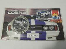Celebrating 40 Years 1978 XC Ford Cobra Ltd Edition Medallion Cover