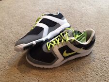 Nike Golf NEW Deadstock Air Range WP Golf Shoes Black/Cyber/White Size 10.5
