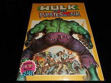 Artima Marvel color géant Hulk 5 : Hulk et les pirates de l'air