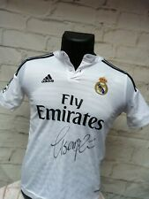 Maillot REAL MADRID CF signed CASEMIRO foot ultras signé