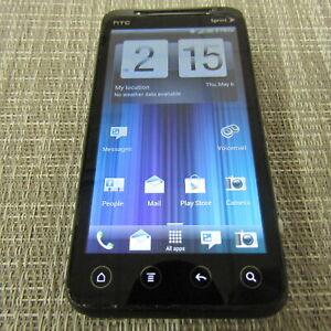 HTC EVO 3D - (SPRINT) CLEAN ESN, WORKS, PLEASE READ!! 41652