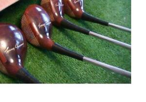 Vintage MacGregor Tommy Armour 653T 1,2,3,4 Wood Set