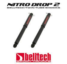 "82-04 S10/Sonoma 2WD Nitro Drop 2 Rear Shocks for 3"" - 6"" Drop (Pair)"