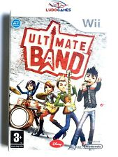 Nintendo Wii PAL version Ultimate Band