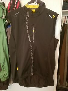 Mavic Cycling Vest Mens XL