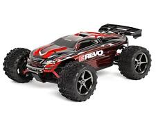 TRA71054-1-RED Traxxas E-Revo 1/16 4WD Brushed RTR Truck (Red)