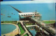England The Pier Southend-on-sea - posted 1973