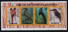 Philippines 2205-6 MNH Rare & Endangered Birds