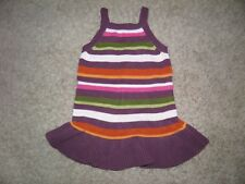 Girls Gymboree Fall Forest Sweater Dress Size 4T