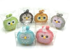 New Cute Owl Silicone Women Girls Mini Wallet Key Coin Small Purse Pouch Holder