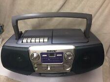 Sony Ghettoblaster CFD-V7 tragbarer CD Player / Kassettenrecorder / Radio
