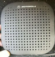 Motorola HSN4038A 8 Ohm Remote External Radio CDM Speaker - Fast Shipping