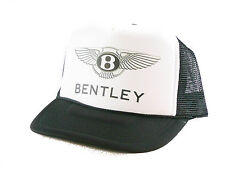 Bentley Trucker Hat mesh hat snapback hat black new