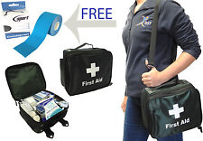 BST 257 Piece Field Sports Premier Physio Run On Full Medical First Aid Kit Bag
