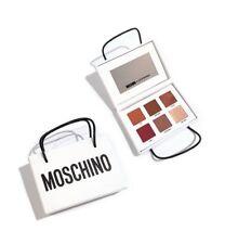 BRAND NEW Moschino + Sephora Shopping Bag Limited Edition Eyeshadow Palette