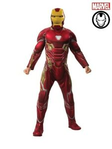 Iron Man Deluxe Adult Costume Rubies