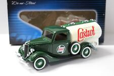 "1:18 Solido Ford V8 CITERNE 1936 ""CASTROL Motor OIL"" NEW bei PREMIUM-MODELCARS"