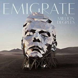 Emigrate - A Million Degrees (NEW & SEALED Limited Edition CD 2018)