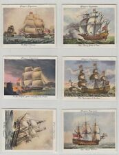 In Plastic Sleeves Ships/Boats Collectable Cigarette Cards