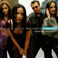THE CORRS in blue (2X CD, album, special edition) soft rock, pop rock, very good
