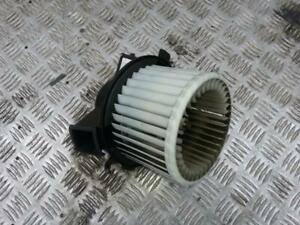 USED  Heater blower assy for Peugeot 307 2001 #58018-89