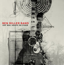 Ben Miller - Any Way Shape or Form [New CD]